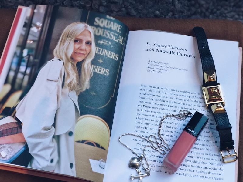 Sophie Fontanel In Paris book by Jeanne Damas