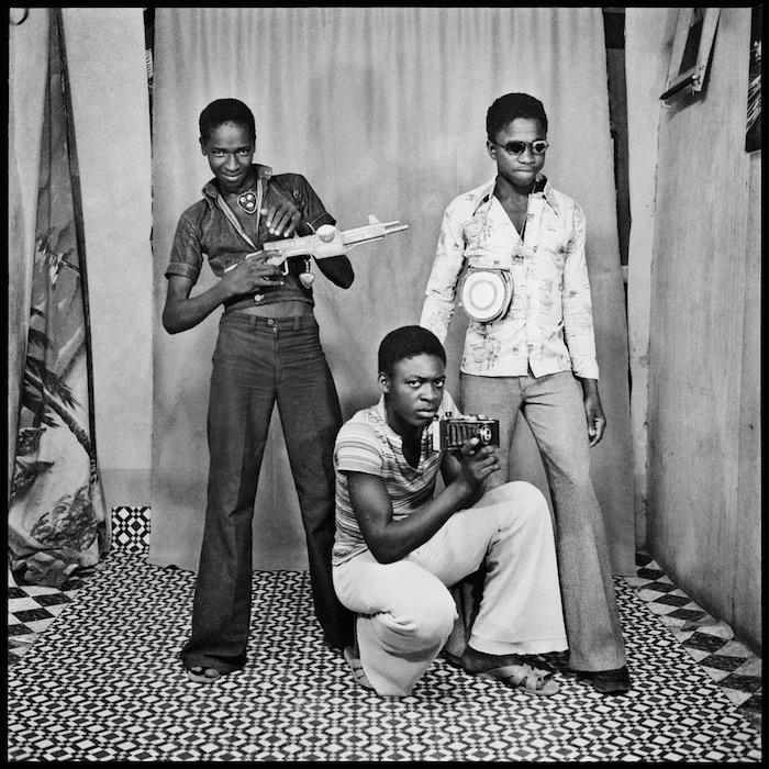 Sory Sanle Morton Hill Photo Gallery Le Trois Amis, 1976