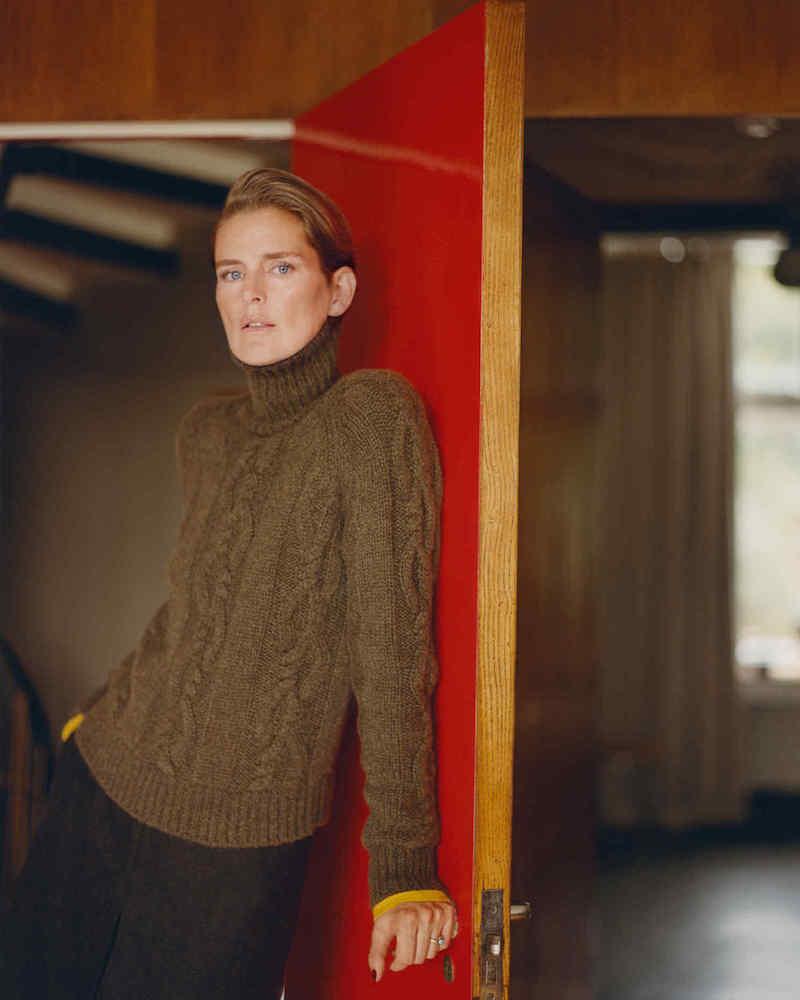 Gentlewoman style: Stella Tennant beauty