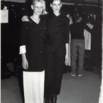 From the vaults: Stella Tennant and Kirsten Owen