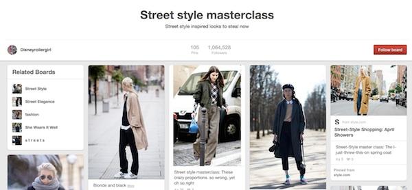 Street Style Masterclass Pinterest Disneyrollergirl