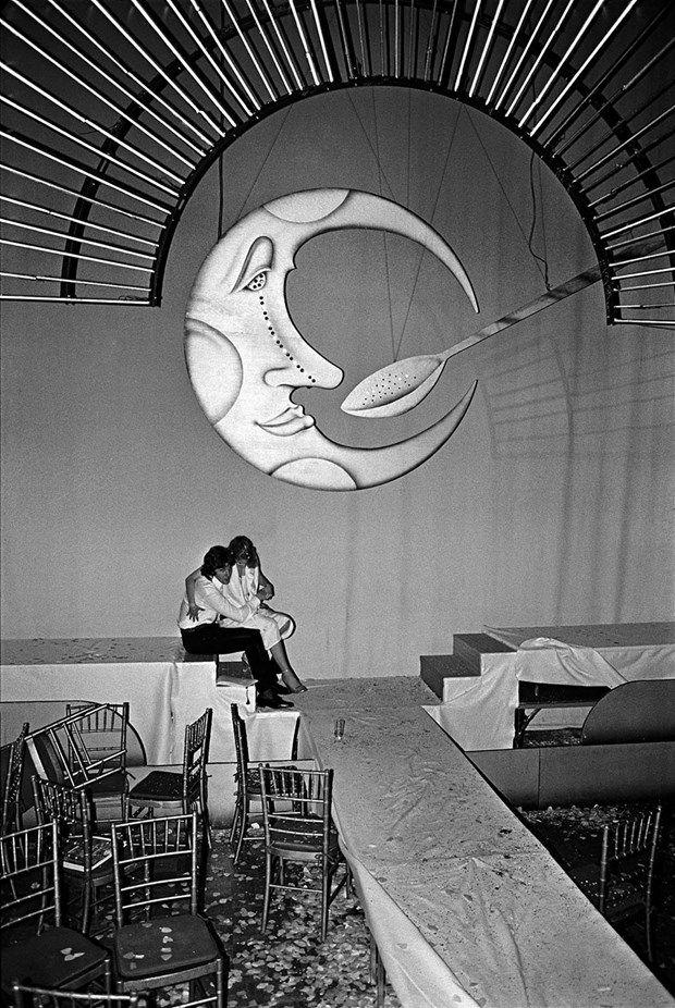 Studio 54 Disco Bill Bernstein