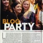 Sunday Times Style on fashion bloggers