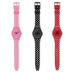 Swatch launches Dots and Checks Collection