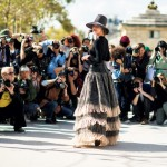 On bloggers and the changing face of fashion week