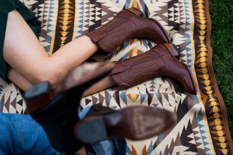 Tecovas handmade cowboy boots