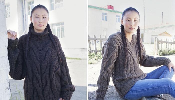 Tengri knitwear