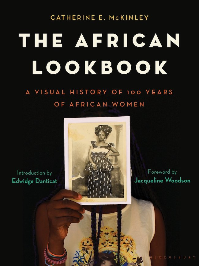 The African Lookbook by Catherine E McKinley, Jacqueline Woodson