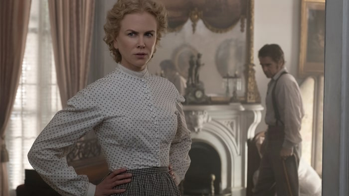 The Beguiled peasant top