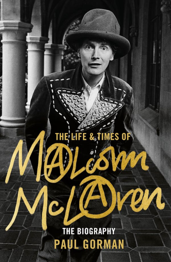 The Life and Times of Malcolm McLaren book by Paul Gorman