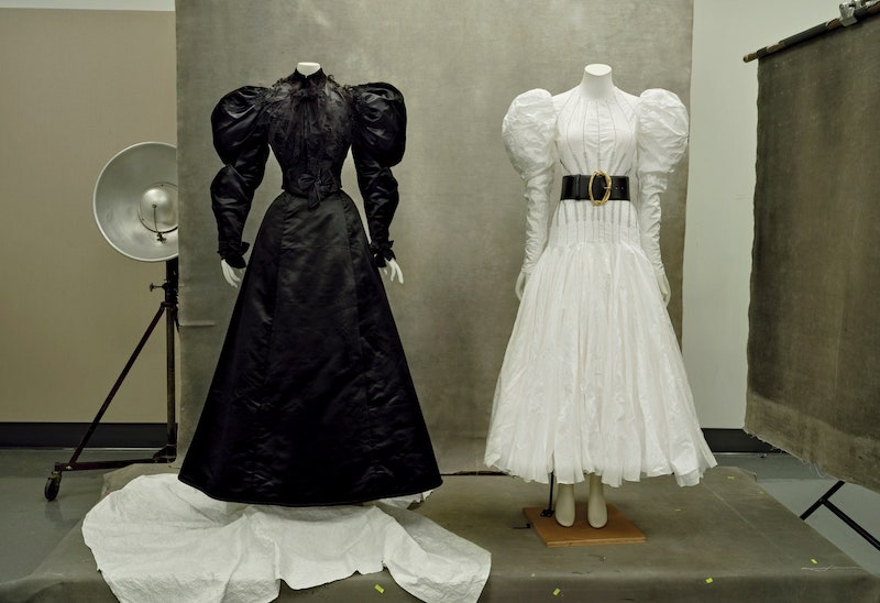 The Met Museum Costume Institute exhibition About Time Fashion and Duration