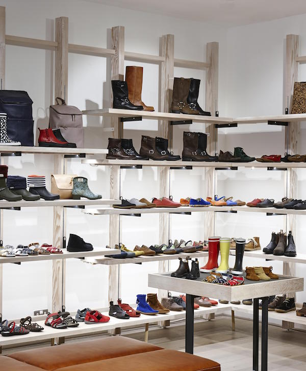The Natural Shoe Store 70 Neal Street WC2