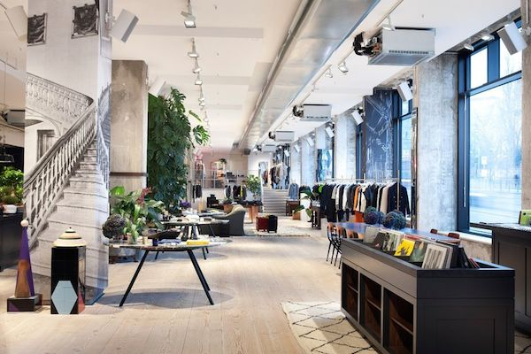 The Store Berlin by Alex Eagle