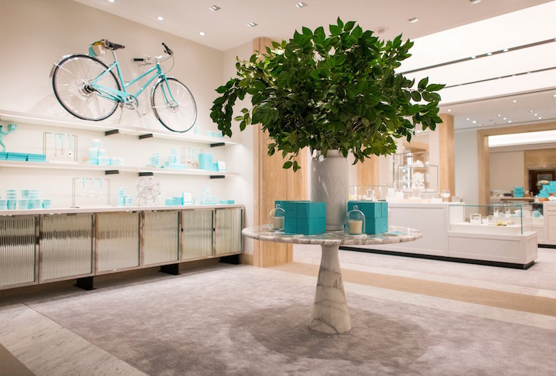 Tiffany flagship store by Joshua Bright for New York Times
