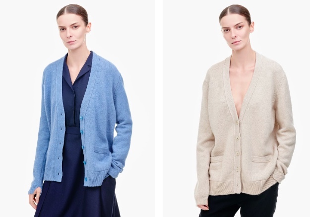 Tiina The Store cashmere made in Scotland