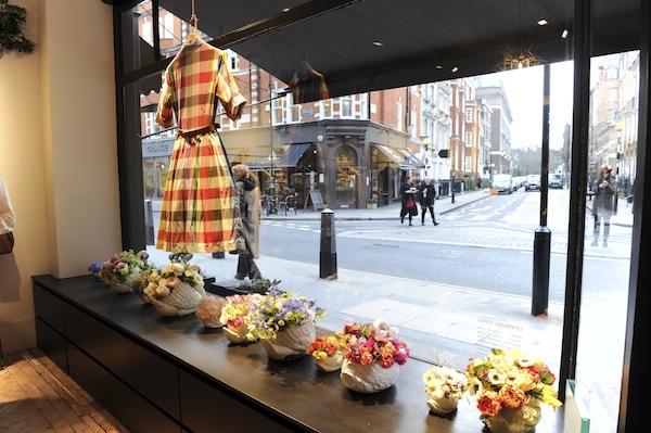 Toast Marylebone Shop