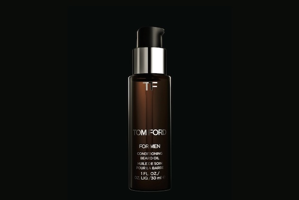Tom Ford Conditioning beard oil scented with Tom Ford Fragrance £40