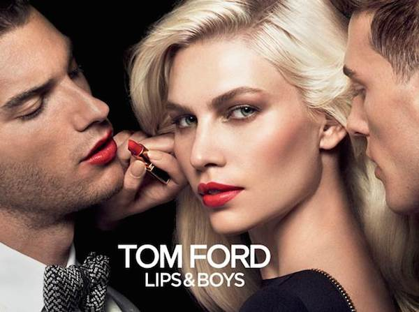 Tom Ford Lips And Boys lipstick collection