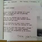 Diana Vreeland's smizing advice
