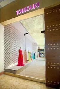 Toujouri Store Facade 2