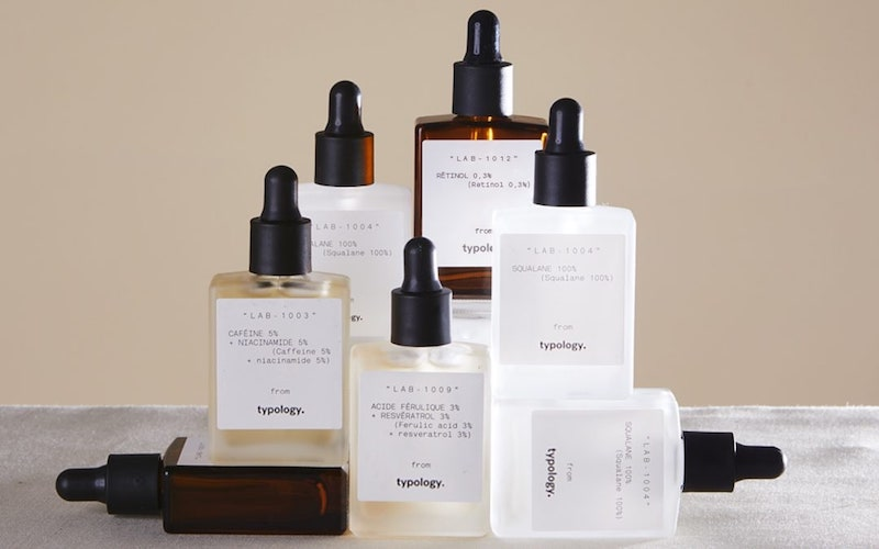 Typology skincare
