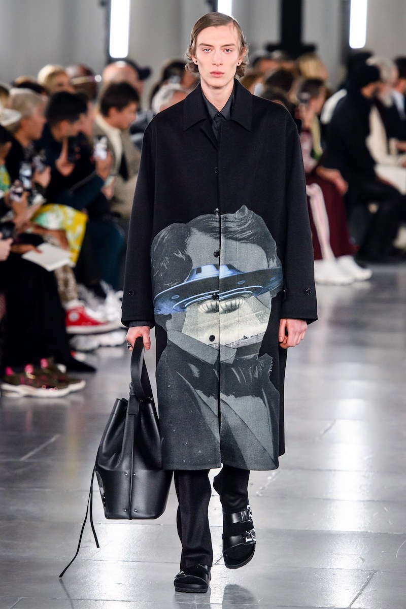 Valentino AW19 menswear