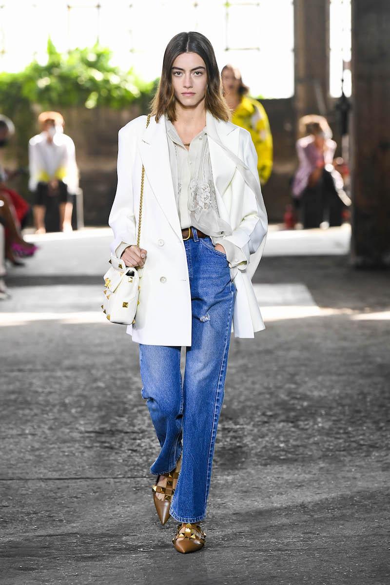 Valentino Levi's 617 jeans