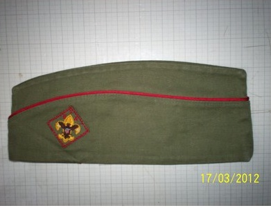 Vintage boy scouts of America cap