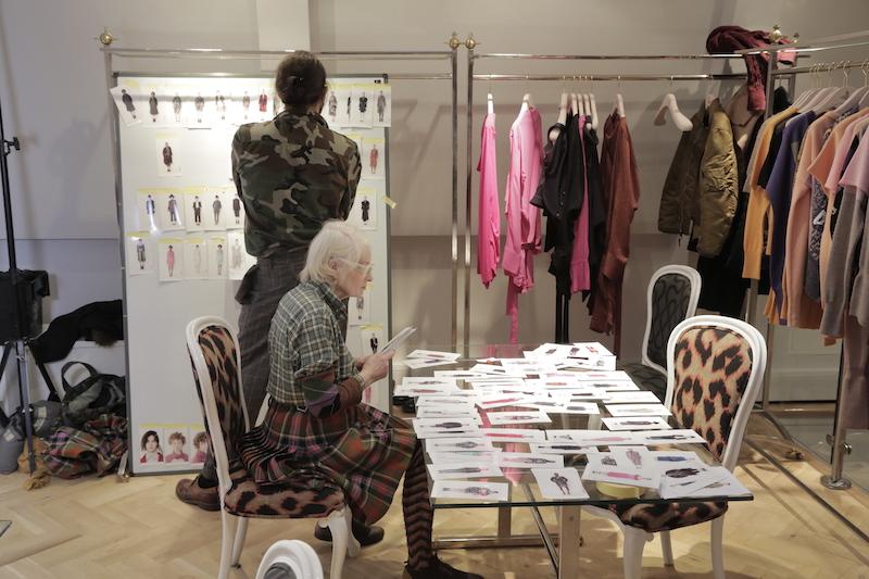Vivienne Westwood documentary Lorna Tucker