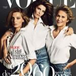 Vogue Paris cover: timeless or lazy?