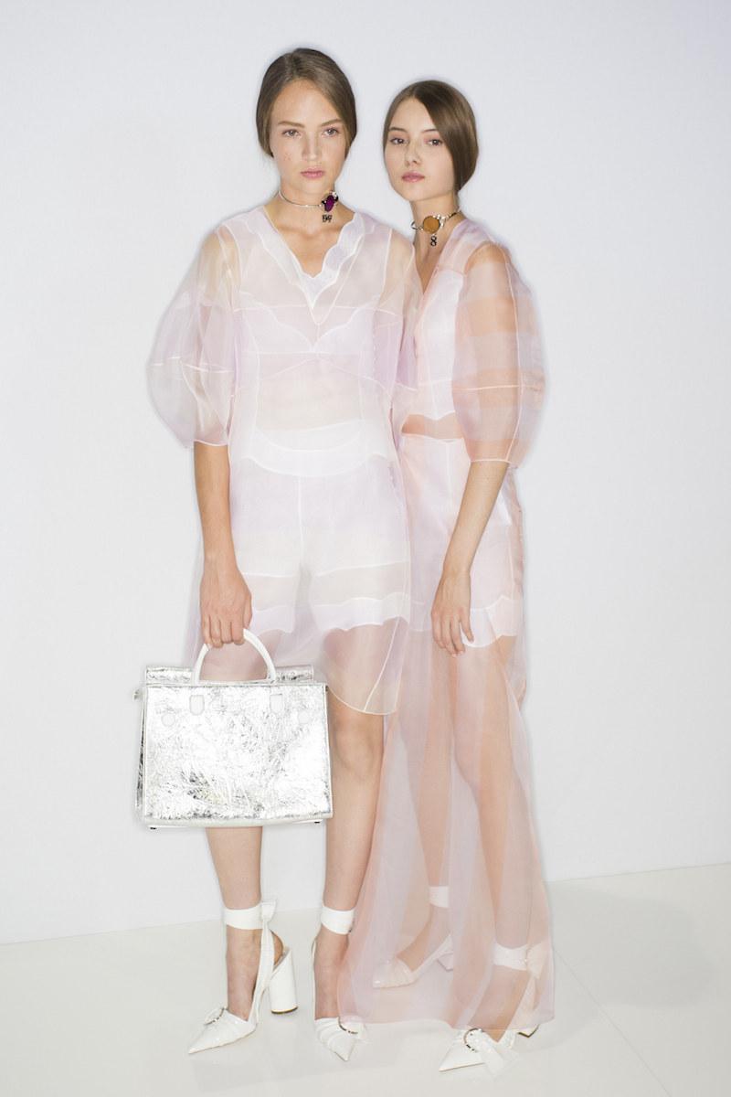Dior ss16 metallic tote bag
