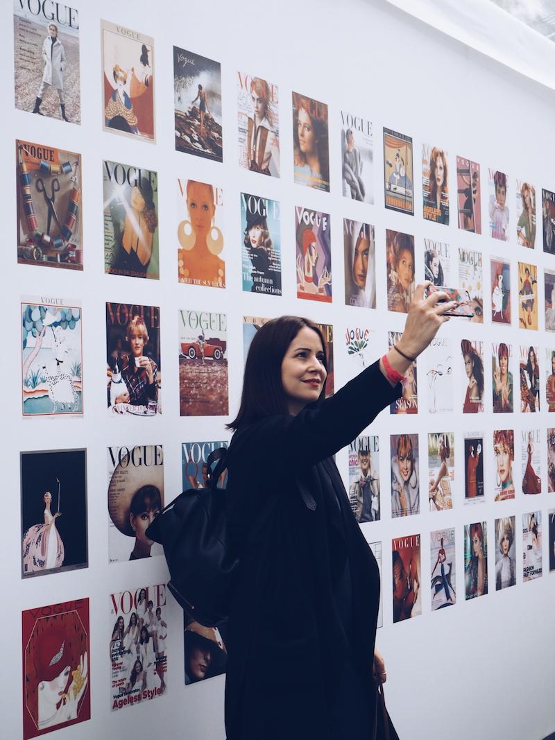 Vogue festival 2016 - Vogue covers