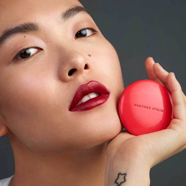 Westman Atelier Lip Suede Deep Red