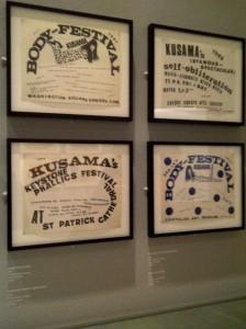 Yayoi Kusama Tate Modern 3