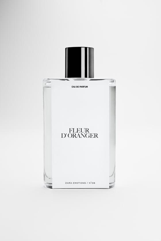 Zara X Jo Malone perfume Fleur D'Oranger