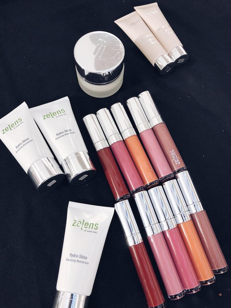 Zelens makeup
