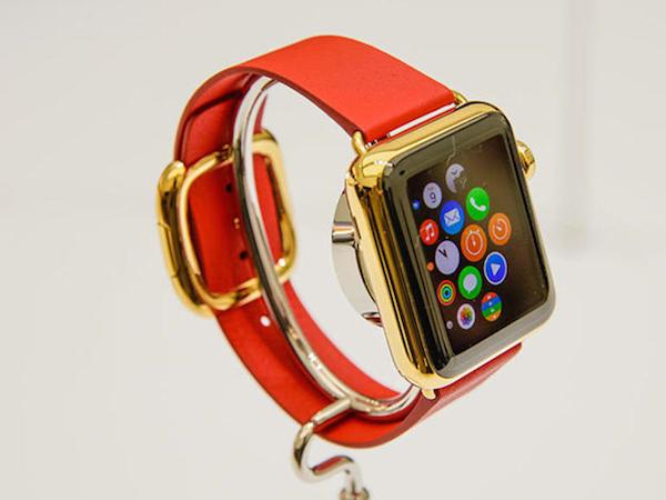 apple watch previews in Selfridges, Isetan and Galeries Lafayette