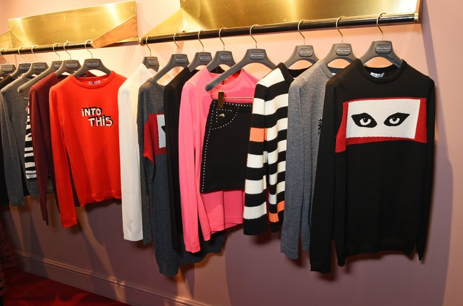 The Bella Freud store in Chiltern street has opened