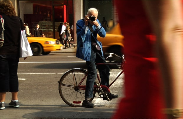 Bill Cunningham quote