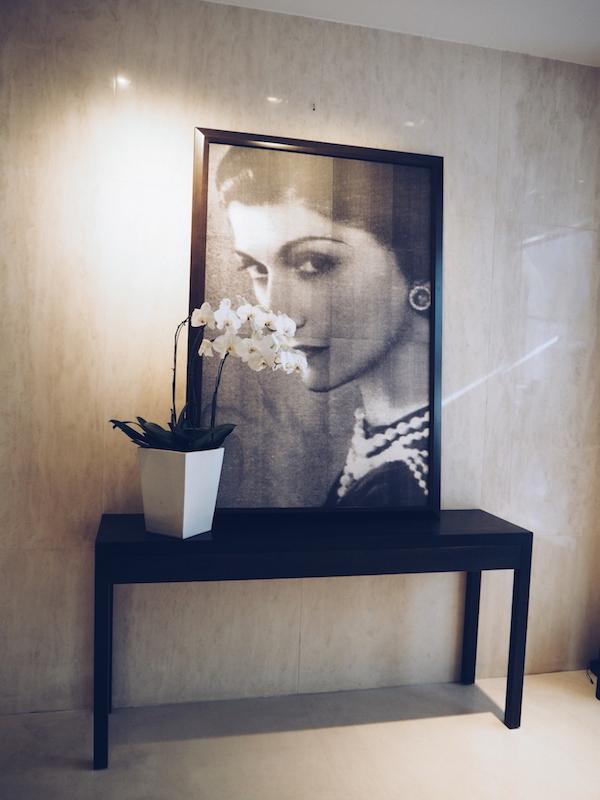 chanel apartment Rue Cambon