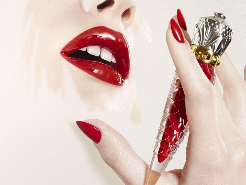 Christian Louboutin loubilacque lip lacquer