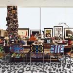 Diane Von Furstenburg's Manhattan penthouse