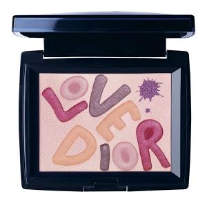 dior LOVE palette