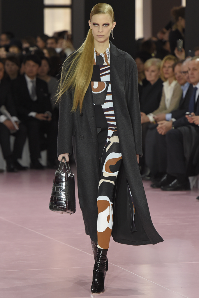 Top five styling moments at Dior Aw15