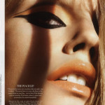 The beauty pages
