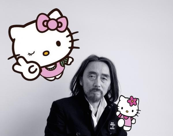 hello-kitty-yohji yamamoto-sanrio