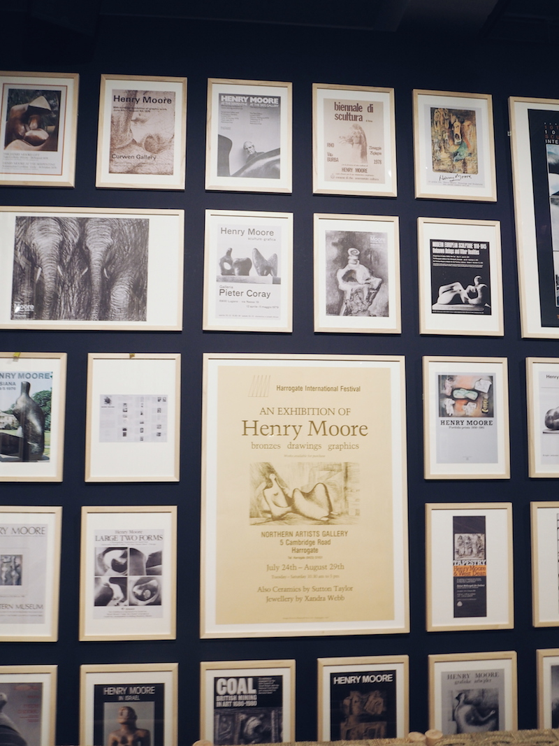 henry moore burberry makers house