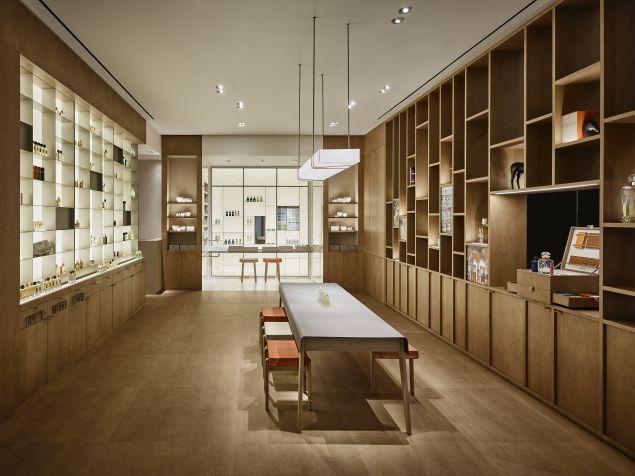 hermes parfumerie New York