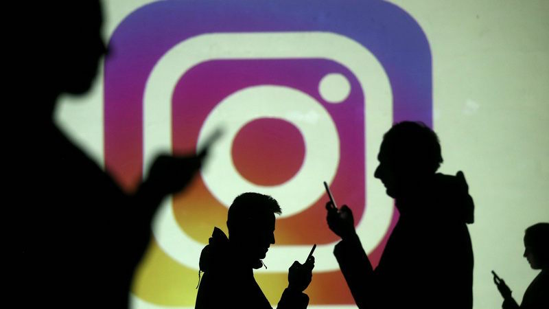 instagram's founders are moving on. Photo by Reuters