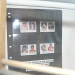 Michael Jackson stamps…